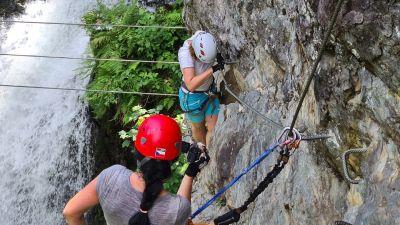 9 - Talbach Klettersteig