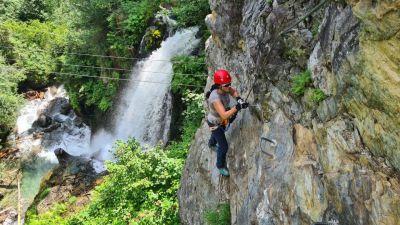 10 - Talbach Klettersteig