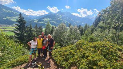 12 - Talbach Klettersteig