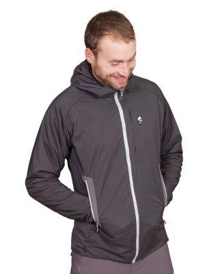 Total Alpha Jacket black - postava