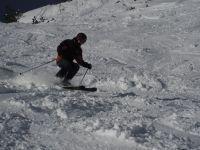 Síga na lyžích