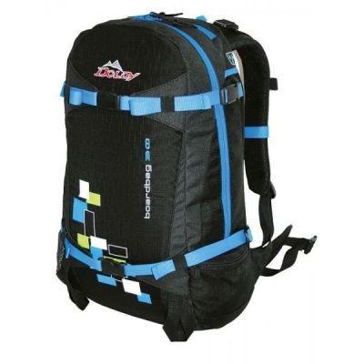 Boardbag černý s mod