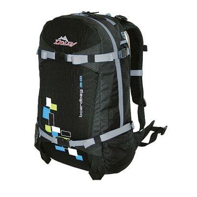 Doldy Boardbag 30_black2