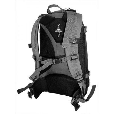 Doldy Boardbag 30_black_zadní strana