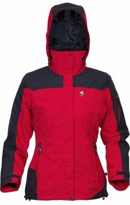 Victoria Lady Jacket red/black