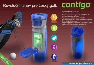 Contigo Autoseal HL Kangaroo golfDARK