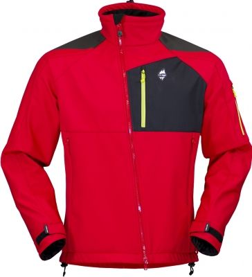 Stratos Jacket red