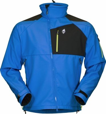 Stratos Jacket blue