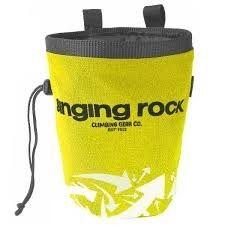 Singing Rock Pytlík na magnézium Large žlutý