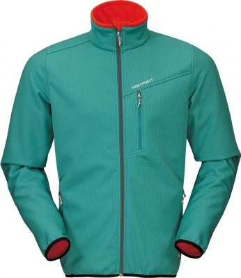 Tecton Jacket ocean blue/orange