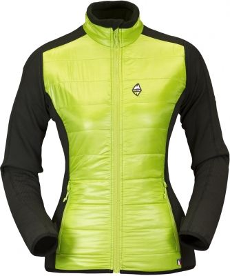 Flow Lady Jacket sunny green