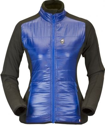 Flow Lady Jacket turkish blue