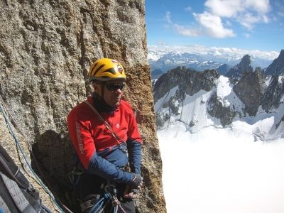 Gale Jacket Pavel Jonák Chamonix