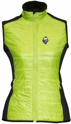 Flow Lady Vest sunny green