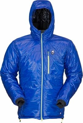 Barier Jacket Turkish Blue