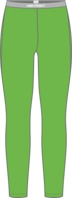 Code Leggins Lady green way