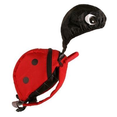 LittleLife Animal Toddler Daysack ladybird