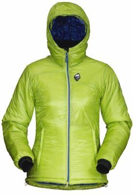Barier Lady Jacket sunny green
