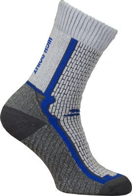 Trek 2.0 Socks grey blue (3-pack)