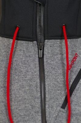 Woolcan 3.0 Hoody detail zip