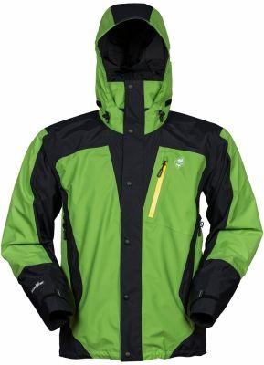Thunder Jacket green/black