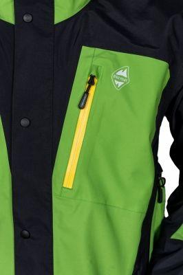 Thunder Jacket detail náprsní kapsa