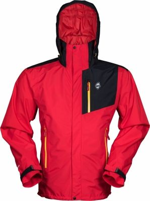 Superior 2.0 Jacket red