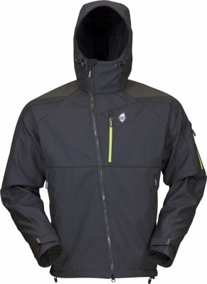 Stratos Hoody Jacket black