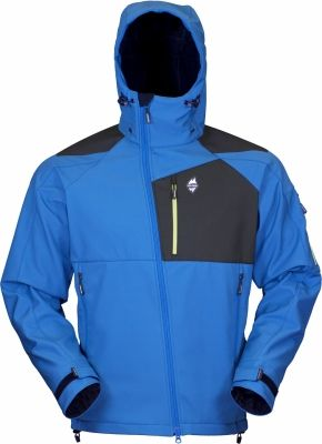 Stratos Hoody Jacket blue aster