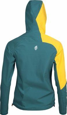 Drift Lady Hoody Jacket pacific-yellow