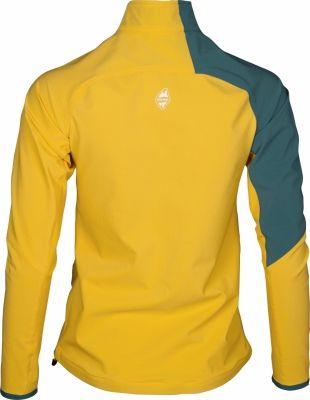 Drift Lady Jacket yellow-pacific