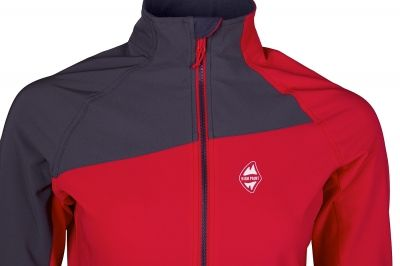 Drift Lady Jacket red-carbon