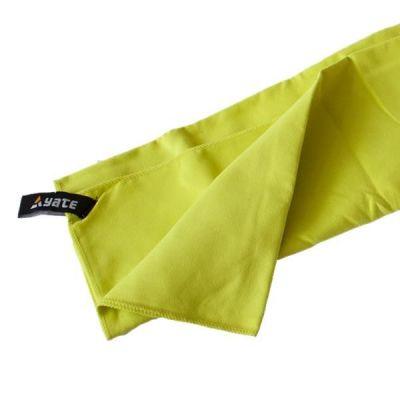 Yate rychleschnoucí ručník zelený