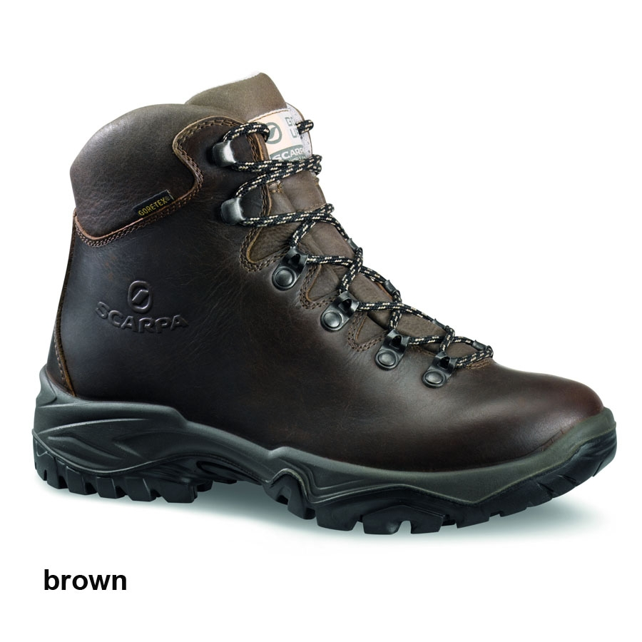Scarpa terra gtx ld brown be6246d349