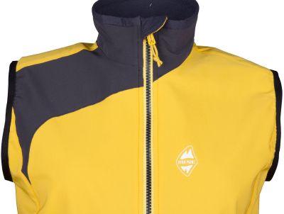 Drift Lady Vest yellow-carbon