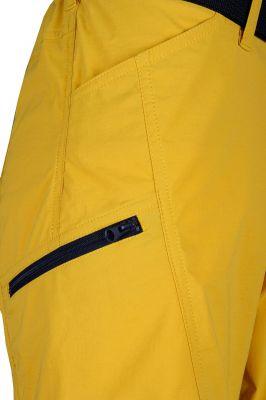 Rum 2.0 lady shorts yellow detail