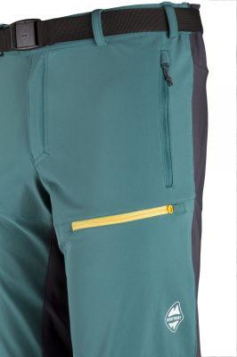 Drift Pants pacific-carbon detail kapsy