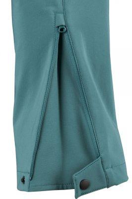 Drift Pants pacific-carbon klín ve spodní části nohavice