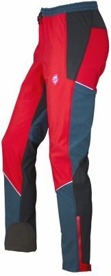 Gale pants red blue shadow