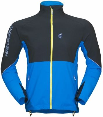 Gale Jacket - black blue