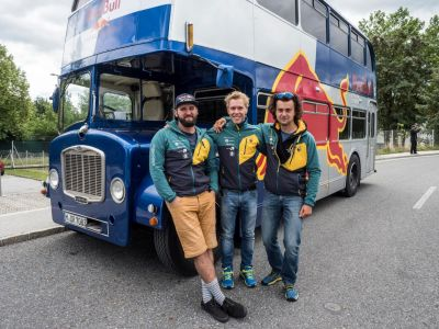 RedBull X-Alps - Český Team