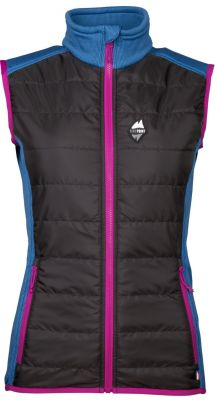 Flow 2.0 lady vest black-blue