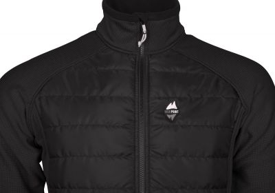 Flow 2-0 Jacket black detail