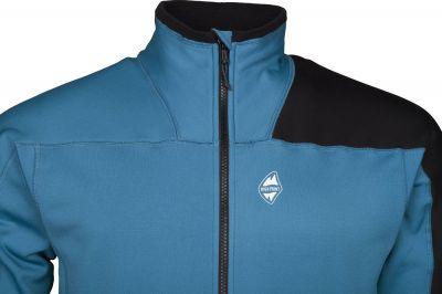 Elektron 4.0 Sweatshirt blue_black detail