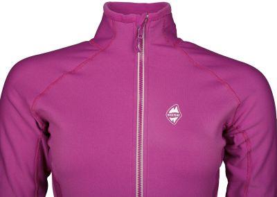 Proton 4.0 Lady Sweatshirt purple detail