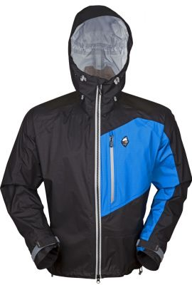 Master Jacket black/blue