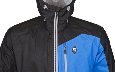 Master Jacket black-blue-detail