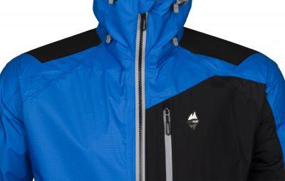Master Jacket blue-black-detail