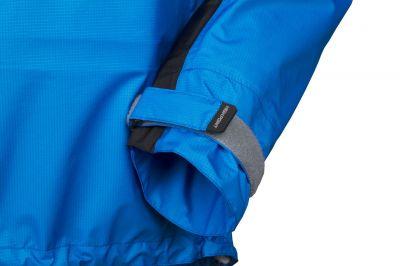 Master Jacket blue-black manžeta