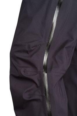Explosion 4.0 lady pants black tvarovaná kolena